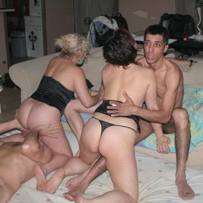 Szex-vendégségben jót lehet szórakozni