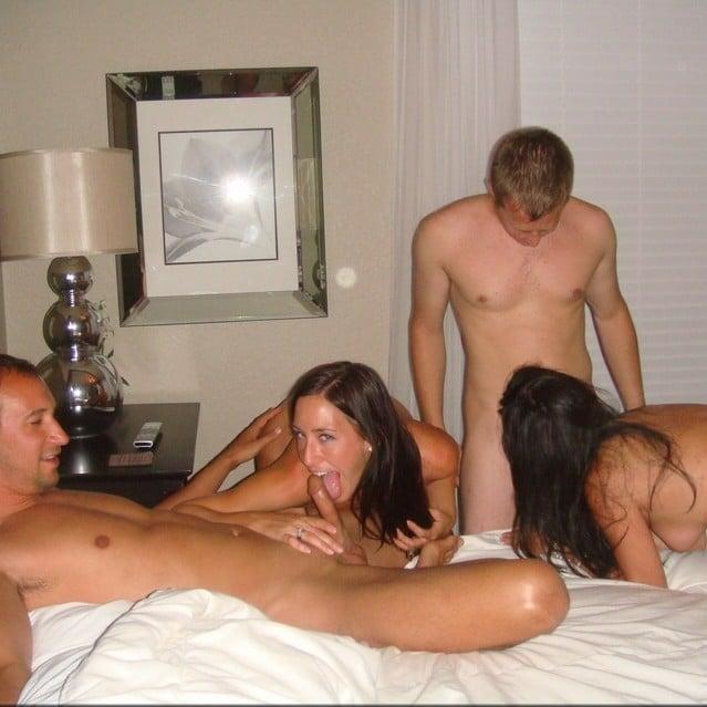 Gruppenszex és nyaralás
