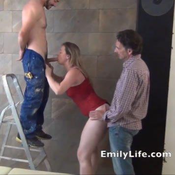Emily - egy swinger MILF magánélete