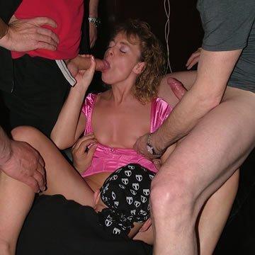 Lindy és Marion - folytatódik a szexparti